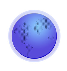 World map trade web network connection background