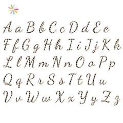 alphabet eng
