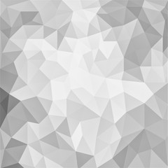 abstract white background, low poly textured triangle shapes in random pattern, trendy lowpoly background