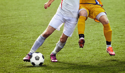 Soccer playe