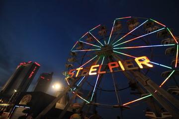 Riesenrad auf dem Steel Pier in Atlantic City