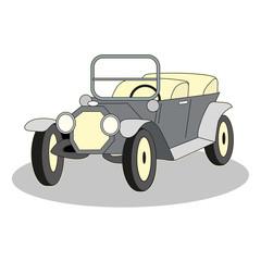 Oldtimer, Car, Auto