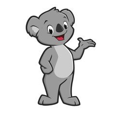 Cartoon Koala