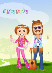 hippy party
