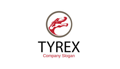 Tyrex Logo template