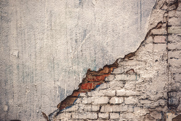 Rustic Grunge Concrete Wall Texture Pattern