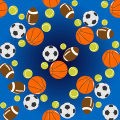 sport seamless background