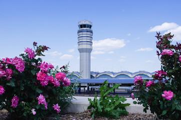 aéroport tour de contrôle