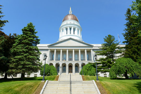 Maine State House is the state capitol of the State of Maine in Augusta, Maine