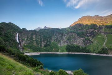 Lac d'Oô Pyrénées