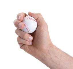 Small toy baseball