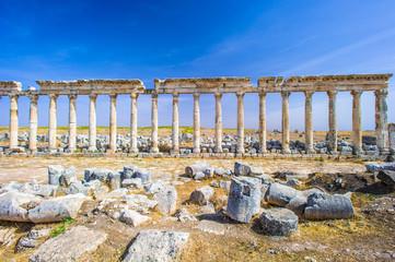 Ruins of Apamea, Syria