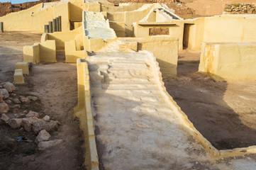 Ruins oin the eastern desert
