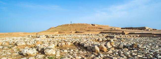 Desert of Syria, Excavations