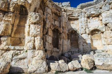 Temple of Jupiter, Baalbek, Baalbek, Lebanon