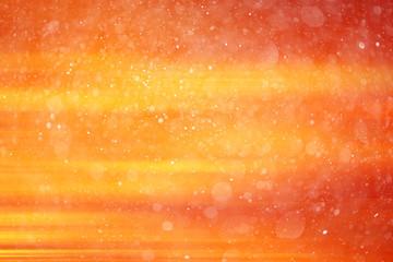 blurred bokeh abstract orange background