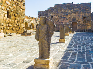 Ruins of the Ancient City of Bosra, UNESCO World Heritage,