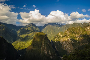 Peruvian mountain