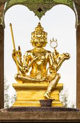Brahma statue-2