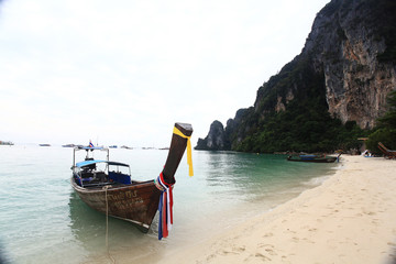 landscape bay sea boat adventure tourism Vietnam Thailand