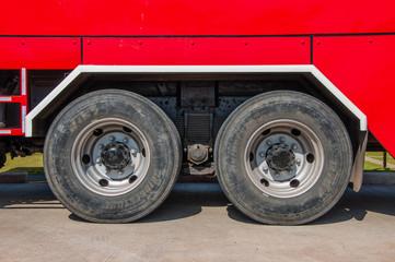 Fire Truck Tyre
