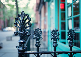 Brooklyn Heights Fences