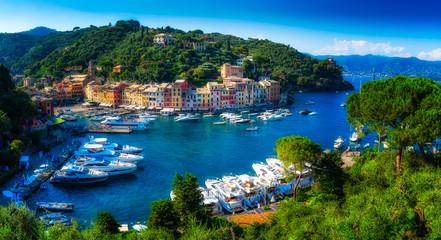 View of Portofino - Italy
