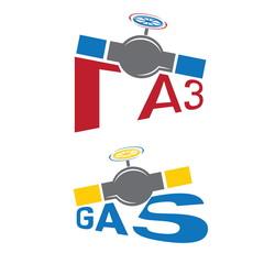 gas industry illustration