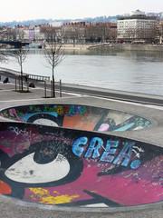 Lyon - Skatepark