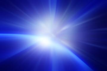 Elegant design with a light burst