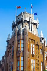 Architecture of Amesterdam, Netherlands
