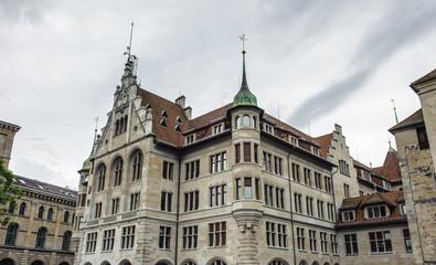 Architecture of Zurich, Switzerland