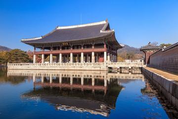 Gyeonghoeru Royal Banquet Hall.