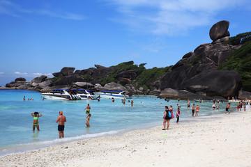 seascape rocky islands