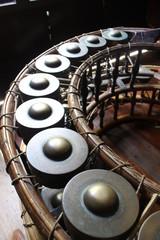 Thai xylophone musical equipment of Thailand