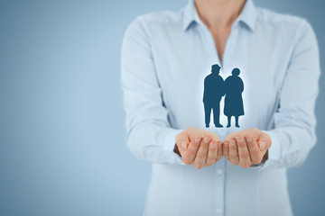 Pension insurance and seniors
