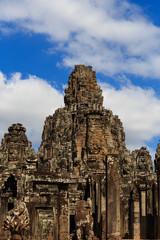 Bayon Temple in Angkor Thom