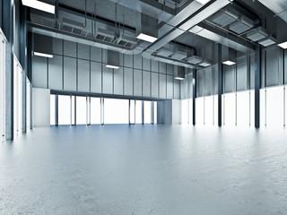 Industriehalle 1