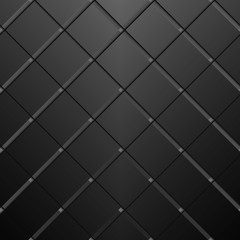 Abstract 3D geometric colorful background from squares. Eps 10