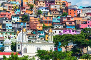Church and Slum
