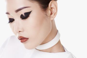 Asian faces b