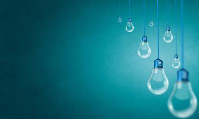 Hanging bulbs