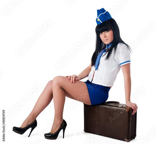 порно фото голых красивых молоденьких стюардесс
