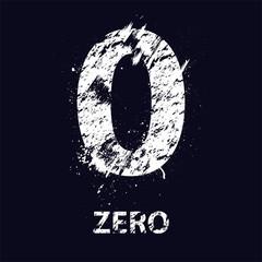 Grunge number zero