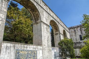 Mãe D'Água Amoreiras Reservoir - The Water Temple