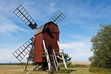 Bockwindmühle auf Öland