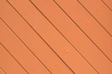 beautiful diagonal  orange color wood background texture