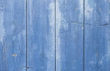 Holzbretter Blau Textur