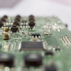 Плата электроники с цифрового проектора
