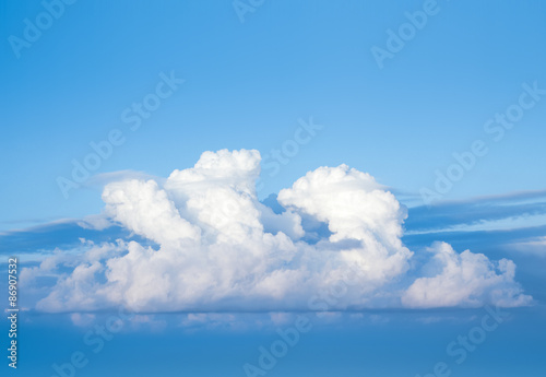 Canvas Prints Cloud in the sky